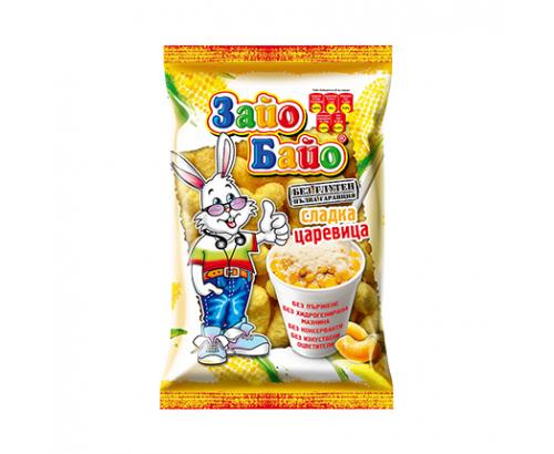 Пшенични пръчици Зайо Байо 60г Сладка царевица