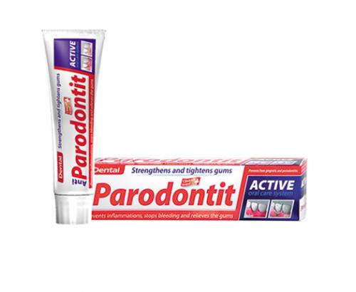 Паста за зъби Дентал Парадонтит 100мл Актив +