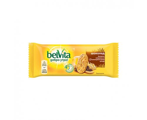 Бисквити Белвита 50г Шоколад