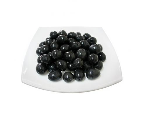 Черни дребни маслини Емес