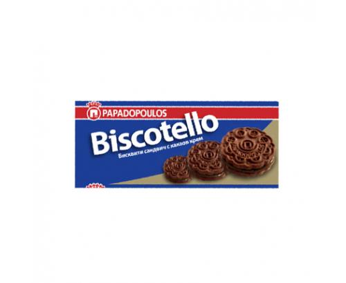 Бисквити Бискотело 85г Шоколад