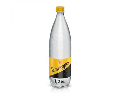 Газирана напитка Швепс 1,25л Тоник