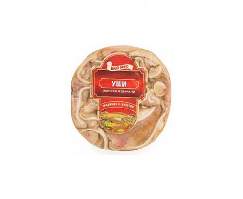 Желирани свински уши Еко Мес 200г