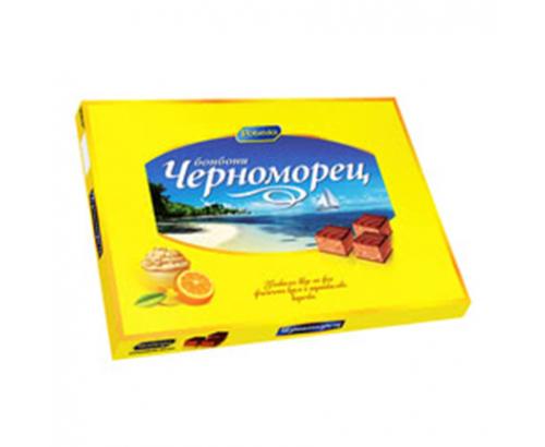 Шоколадови бонбони Черноморец 250г