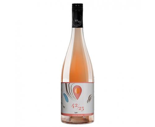 Вино Мидалидаре 750мл Розе Сира