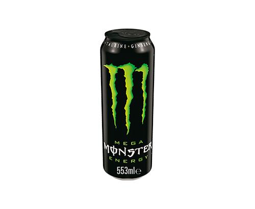 Енергийна напитка Монстър 553мл Мега