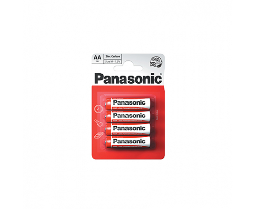 Батерии Панасоник R6R 4бр