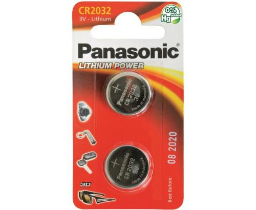Батерии Панасоник CR-2032 EP/2B