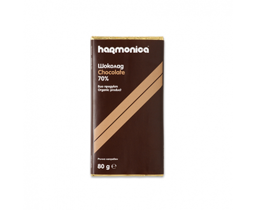 Био шоколад 70% Хармоника 80г