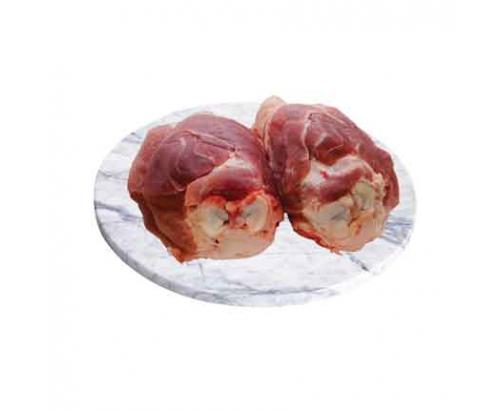 Свински заден джолан с кост