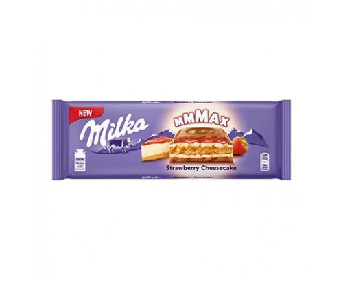 Шоколад Милка 300г Ягодов чийзкейк