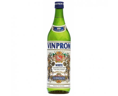 Вермут Винпром 1л Бял