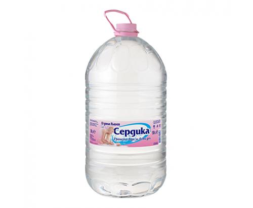 Трапезна вода Сердика 10л