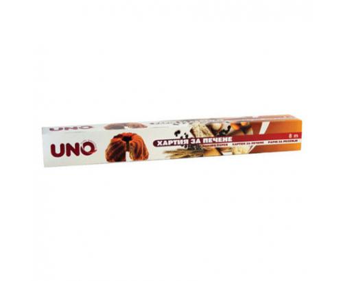 Хартия за печене Уно 8м