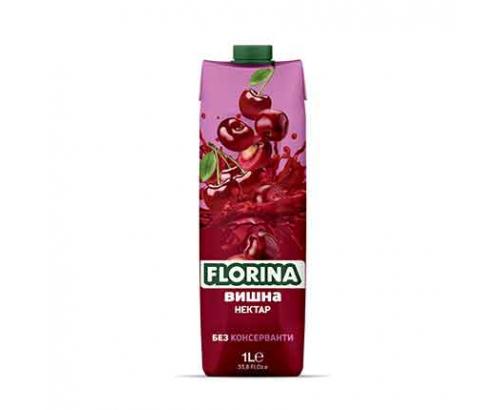 Нектар Флорина 1л Вишна