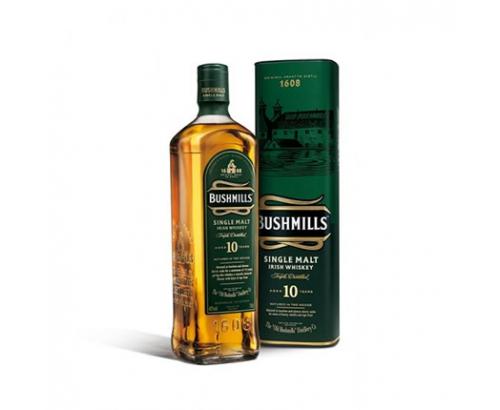 Уиски Бушмилс 700мл 10г