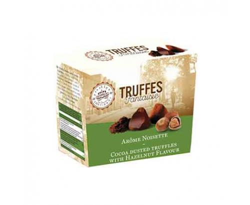Шоколадови бонбони Трюфел Фенси 150г Лешник