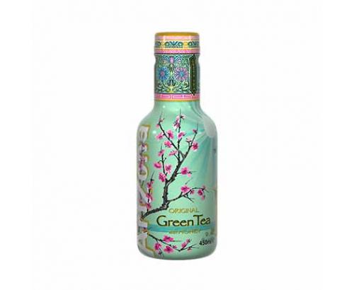 Студен чай Аризона 450мл Зелен с мед