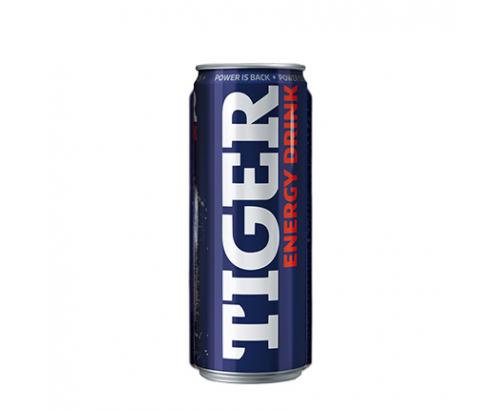 Енергийна напитка Тигър 250мл Кен