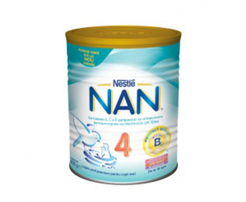 Адаптирано мляко Нан 400г 4