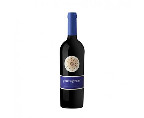 Вино Пентаграм 750мл Сира