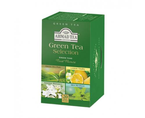 Чай Ахмад 20бр Зелен Селекция