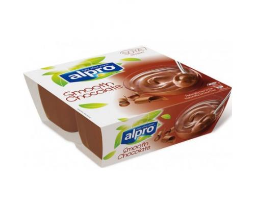 Соев десерт Алпро 4х125г Шоколад